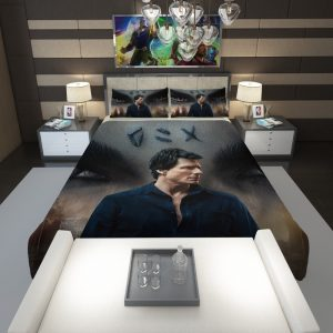 The Mummy Movie Tom Cruise Comforter 1