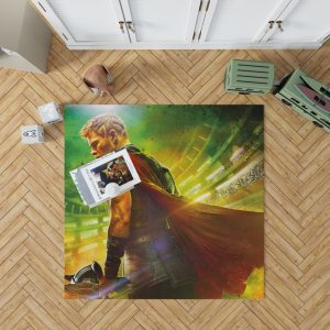 Thor Ragnarok Chris Hemsworth Bedroom Living Room Floor Carpet Rug 1
