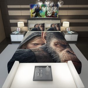 War For The Planet Of The Apes Comforter 1