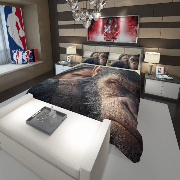 War For The Planet Of The Apes Comforter 3