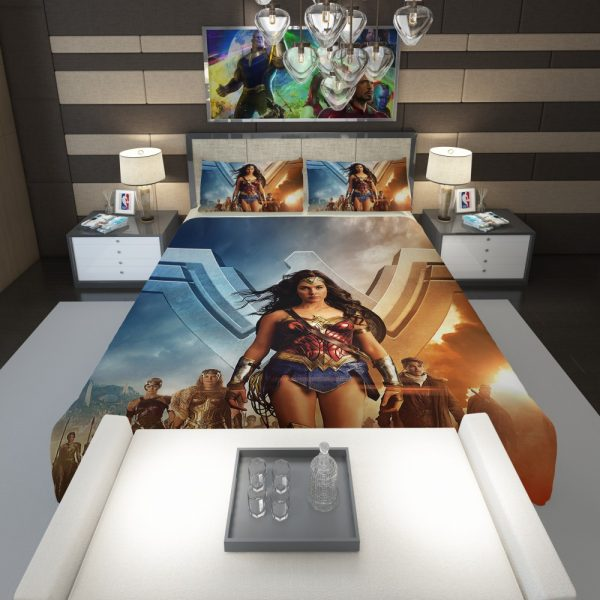 Wonder Woman Gal Gadot Comforter 1
