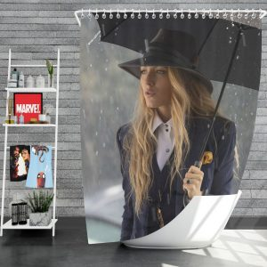 A Simple Favor Movie Blake Lively Shower Curtain