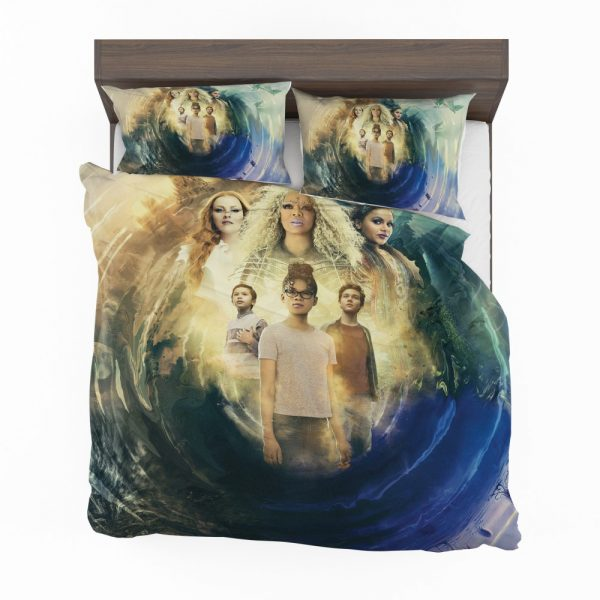 A Wrinkle in Time Movie Bedding Set 2