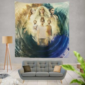 A Wrinkle in Time Movie Wall Hanging Tapestry