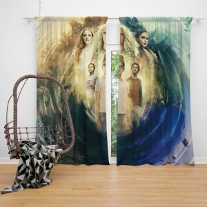 A Wrinkle in Time Movie Window Curtain
