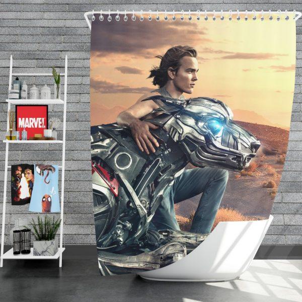 AXL Movie Shower Curtain