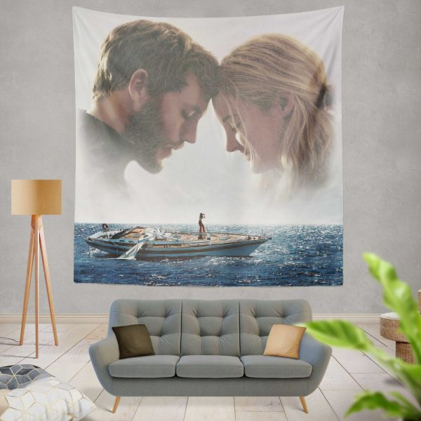 Adrift Movie Wall Hanging Tapestry