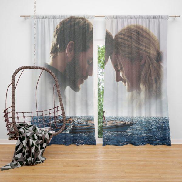 Adrift Movie Window Curtain