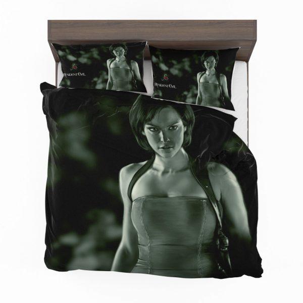 Alice in Resident Evil Apocalypse Movie Bedding Set 2