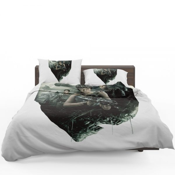 Alien Covenant Movie Katherine Waterston Michael Fassbender Xenomorph Bedding Set 1