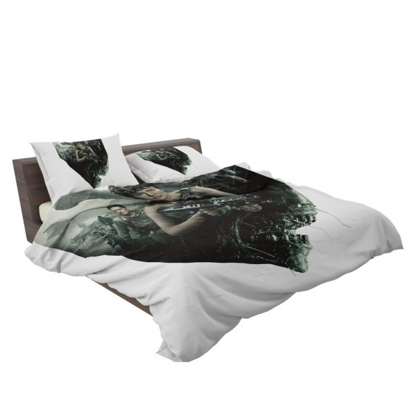 Alien Covenant Movie Katherine Waterston Michael Fassbender Xenomorph Bedding Set 3