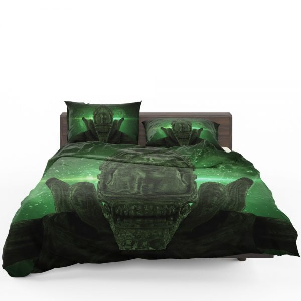 Alien Covenant Movie Xenomorph Bedding Set 1