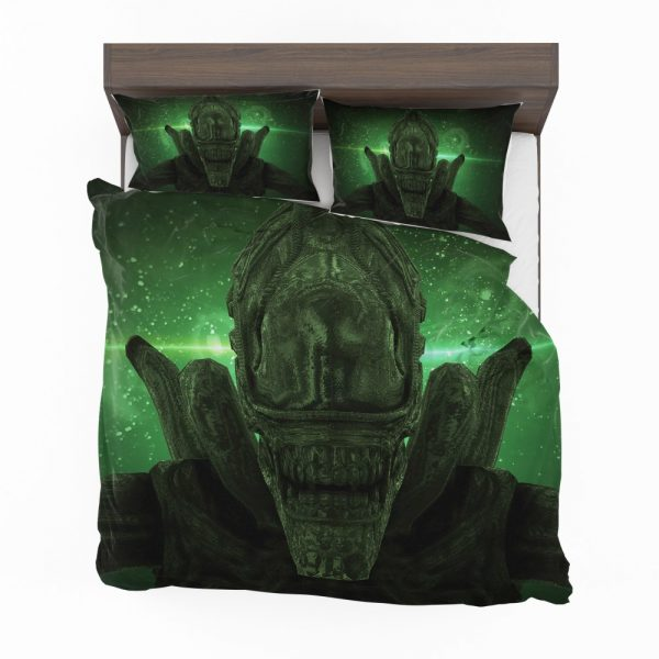 Alien Covenant Movie Xenomorph Bedding Set 2