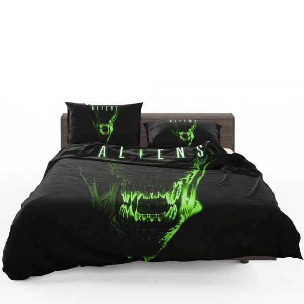 Aliens Movie Bedding Set 1