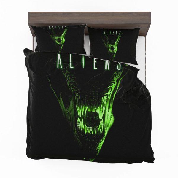 Aliens Movie Bedding Set 2