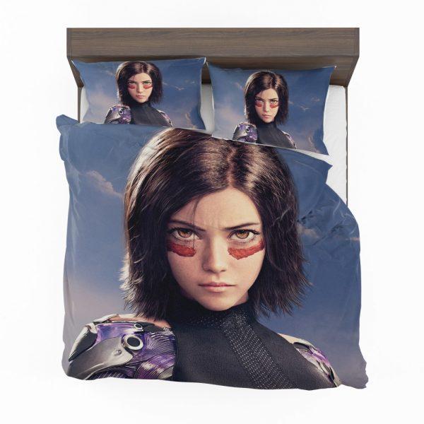 Alita Battle Angel Movie Bedding Set 2