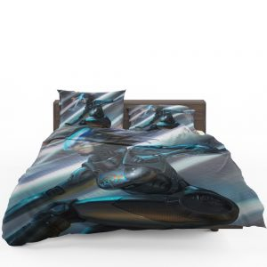 Alita Battle Angel Movie Thriller Bedding Set 1