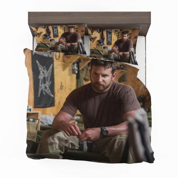 American Sniper Movie Bedding Set 2