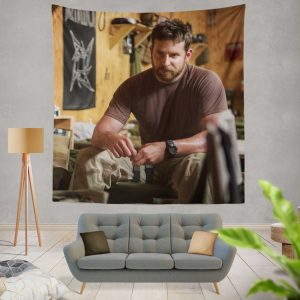 American Sniper Movie Wall Hanging Tapestry