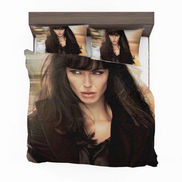 Angelina Jolie in Salt Movie 2010 Bedding Set 2