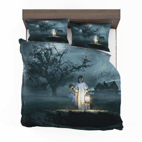 Annabelle Creation Movie Bedding Set 2