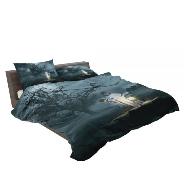 Annabelle Creation Movie Bedding Set 3
