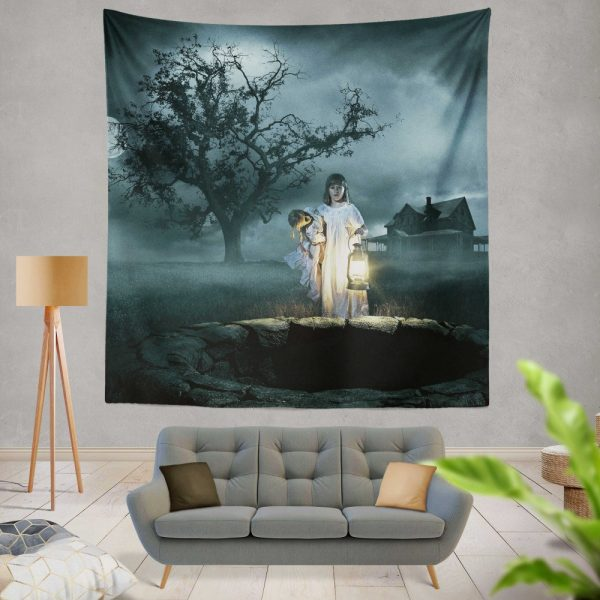 Annabelle Creation Movie Wall Hanging Tapestry