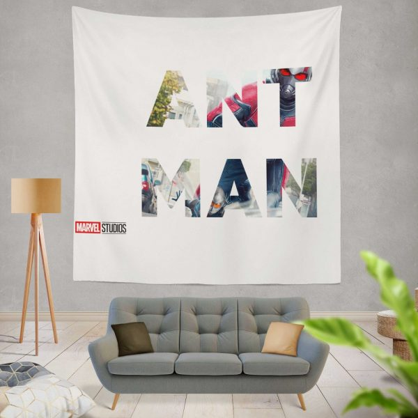 Ant-Man Movie Wall Hanging Tapestry