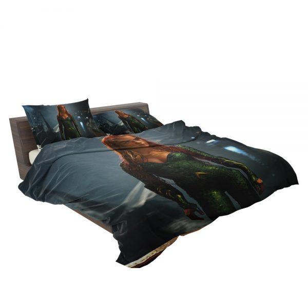 Aquaman Movie Amber Heard Mera DC Comics Bedding Set 3