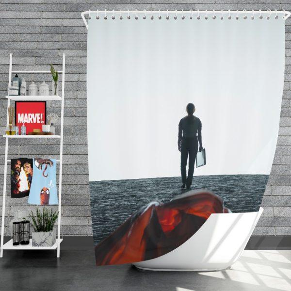 Arrival Movie Amy Adams Shower Curtain