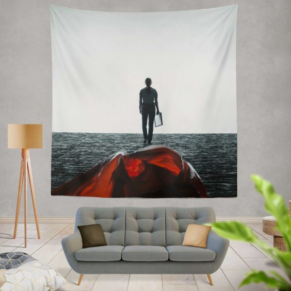 Arrival Movie Amy Adams Wall Hanging Tapestry