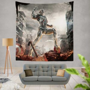 Avengers Age of Ultron Movie Wall Hanging Tapestry