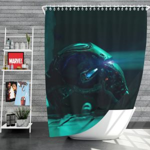 Avengers Endgame Movie Shower Curtain