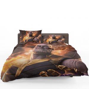 Avengers Infinity War Movie Thanos Bedding Set 1