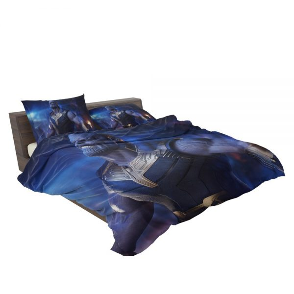 Avengers Infinity War Movie Thanos The Great Villain Bedding Set 3