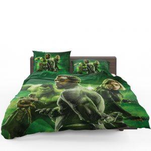 Avengers Infinity War Okoye Black Panther Black Widow Hulk Bedding Set 1
