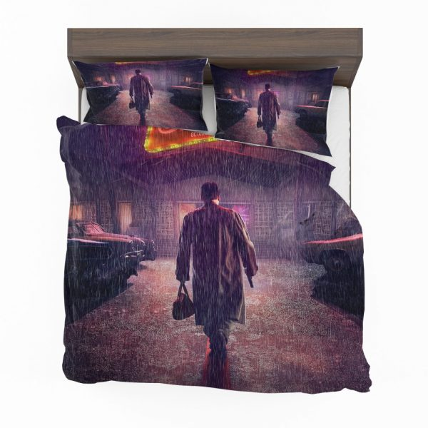 Bad Times at the El Royale Movie Bedding Set 2