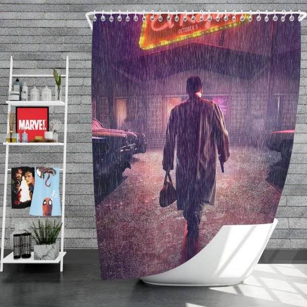 Bad Times at the El Royale Movie Shower Curtain
