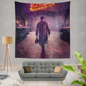 Bad Times at the El Royale Movie Wall Hanging Tapestry