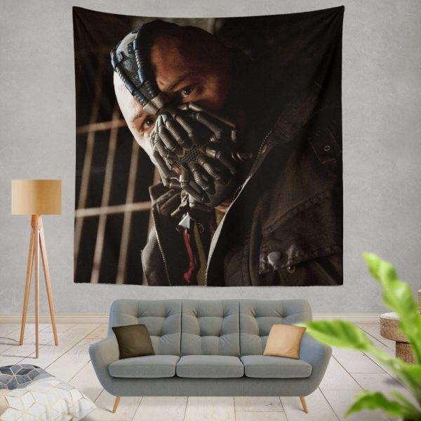 Bane inThe Dark Knight Rises Batman Movie DC Comics Wall Hanging Tapestry