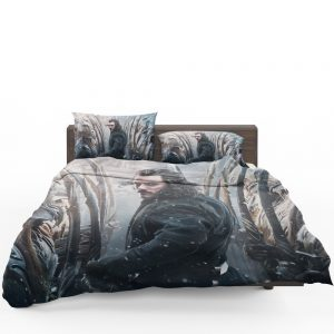 Bard the Bowman in The Hobbit Battle of the Five Armies Movie Bedding Set 1