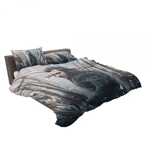 Bard the Bowman in The Hobbit Battle of the Five Armies Movie Bedding Set 3