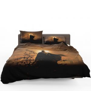 Batman Begins Movie Bruce Wayne Bedding Set 1