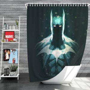 Batman Movie Artistic Shower Curtain