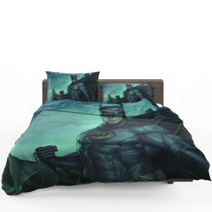 Batman Movie DC Comics Gothem City Bedding Set 1