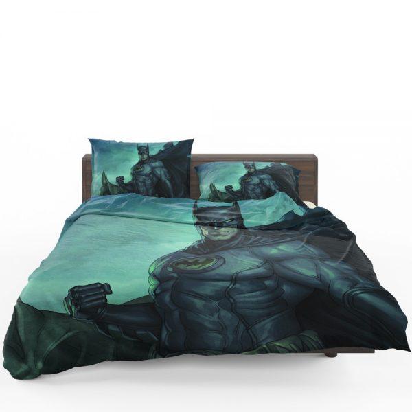 Batman Movie DC Comics Gothem City Bedding Set 1