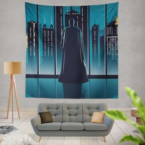 Batman Movie DC Comics Wall Hanging Tapestry