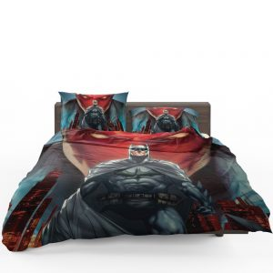 Batman Under the Red Hood Movie Bruce Wayne DC Comics Jason Todd Bedding Set 1