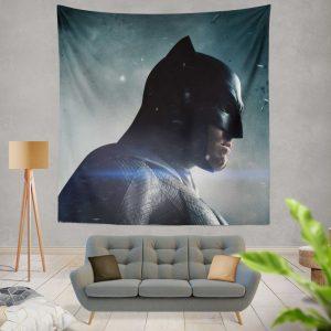 Batman v Superman Dawn of Justice Movie Wall Hanging Tapestry