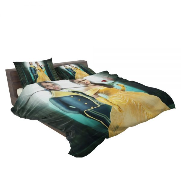 Beauty And The Beast 2017 Movie Emma Watson Bedding Set 3